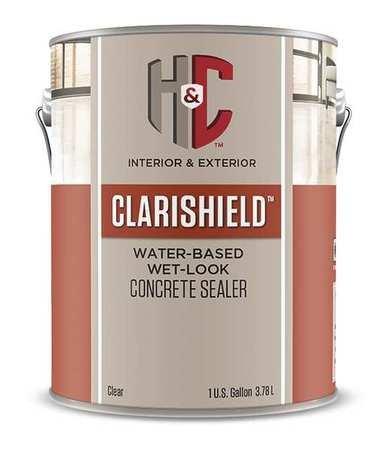 H&C Concrete Interior/Exterior Dustproofer Floor Sealer