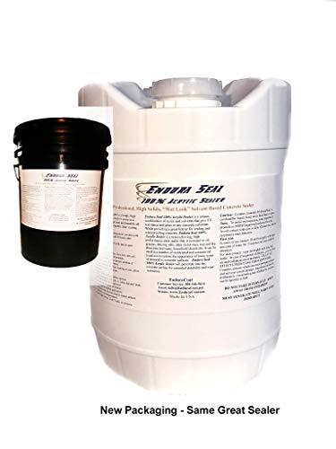 Enduraseal Acrylic Semi-Gloss Concrete Sealer
