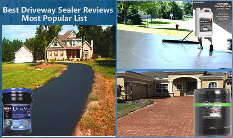 Best Driveway Sealer Reviews 2019 Most Por List