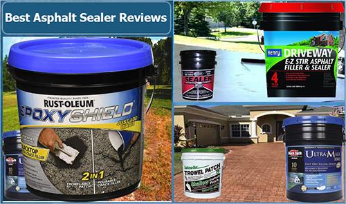best asphalt sealer reviews